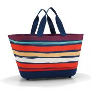 Reisenthel - Koszyk shopping basket artist stripes 22l