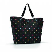 Reisenthel - Torba shopper XL dots 35l