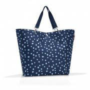 Reisenthel - Torba shopper XL spots navy 35l