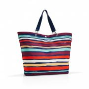 Reisenthel - Torba shopper XL artist stripes 35l