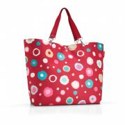 Reisenthel - Torba shopper XL funky dots 35l