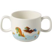 Villeroy&Boch - Happy as a Bear - Kubek z dwoma uchwytami 0,18l
