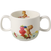 Villeroy&Boch - Hungry as a Bear - Kubek z dwoma uchwytami 0,18l