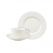 Villeroy&Boch - Royal - Zestaw do cappucino 18el.